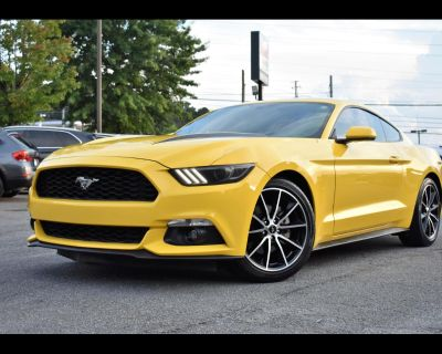 2017 Ford Mustang Eco 2D Coupe