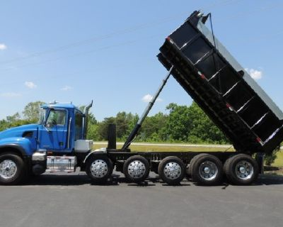 Dump truck funding - Challenged credit OK
