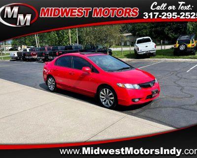 Used 2011 Honda Civic Sdn 4dr Man Si