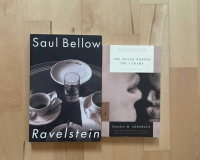 Two works of classic fiction