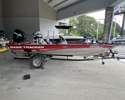 2011 Tracker Pro Team 175 TXW