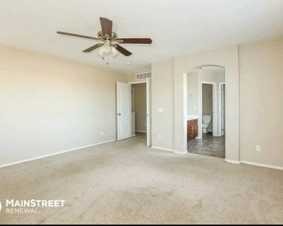 Master bedroom and small room for rent.