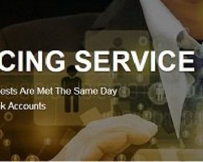 Get best service for bank account search