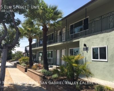 ENTIRELY RENOVATED ONE BEDROOM APARTMENT IN PRIME ALHAMBRA LOCATION