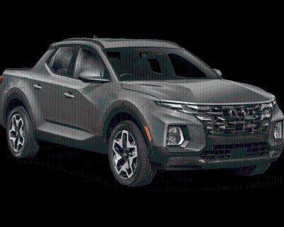 New 2022 Hyundai Santa Cruz SE All Wheel Drive Short Bed