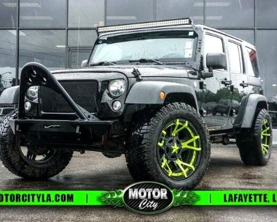 Used 2013 Jeep Wrangler Unlimited Unlimited Sport