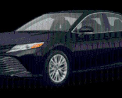 2019 Toyota Camry XLE Automatic