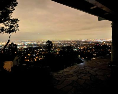 Los Angeles Views Home Outdoor Jacuzzi Spa close to Disneyland - Whittier