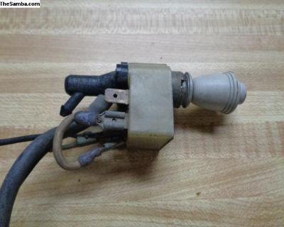Bug 66-67 2 Speed Wiper Switch 111955517