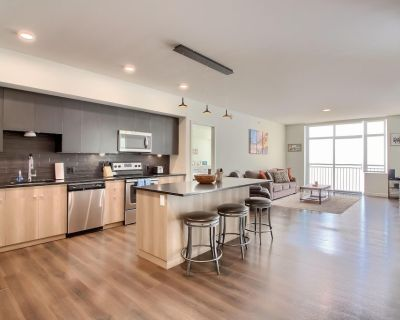 Immaculate & Modern 2BR Apt in the Heart of Denver - LoDo
