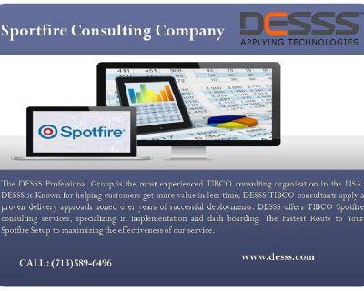 Spotfire Services Company Houston