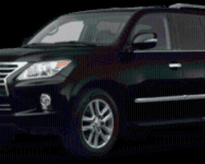 2013 Lexus LX LX 570