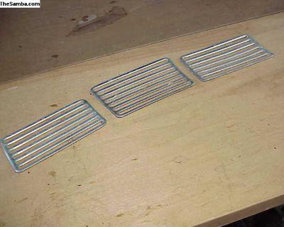 Deck Lid Vent grille covers set