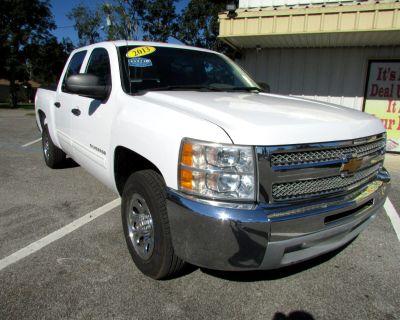 """2013 Chevrolet Silverado 1500 2WD Crew Cab 143.5"""" LS"""
