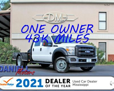 Used 2015 Ford F-450 SD Crew Cab DRW 4WD