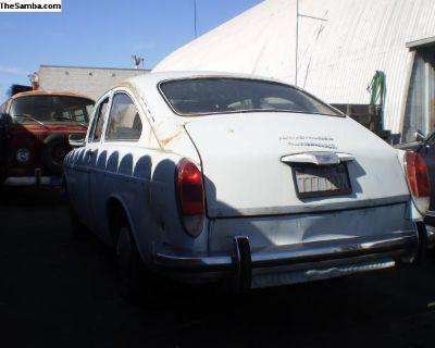 1971 Fastback automatic original paint