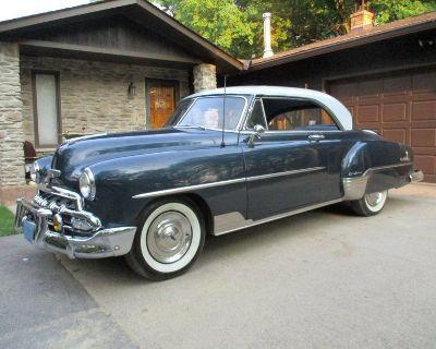 1952 Chevrolet Bel Air Deluxe Hardtop