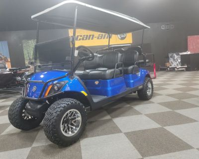 2021 Yamaha Concierge 4 QuieTech EFI Gas Powered Golf Carts Jesup, GA
