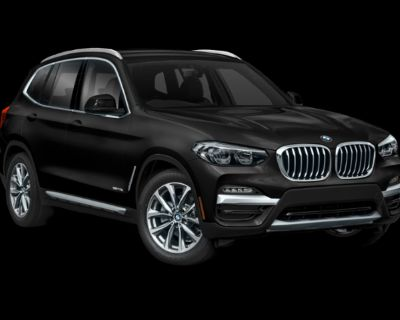 BMW X3 Rear Wheel Drive SAV - Offsite Location In-Transit