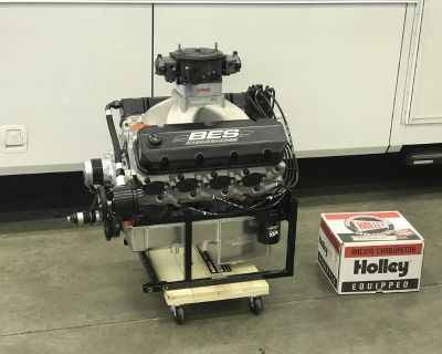 Brand new BES 632 motor with converter