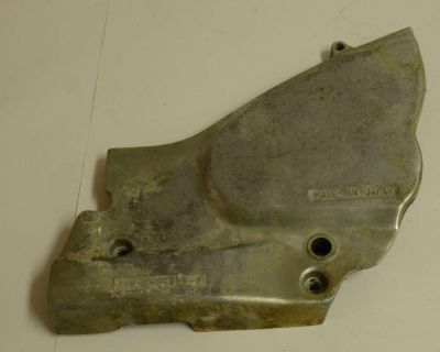 Yamaha Xj 550 Front Sprocket Chain Guard Cover