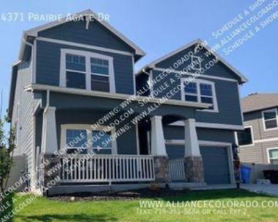 4371 Prairie Agate Dr, Colorado Springs, CO 80938 4 Bedroom House