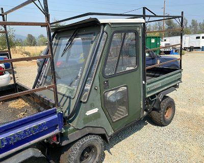 2002 KAWASAKI MULE 4X4 ATVs, UTVs, Carts