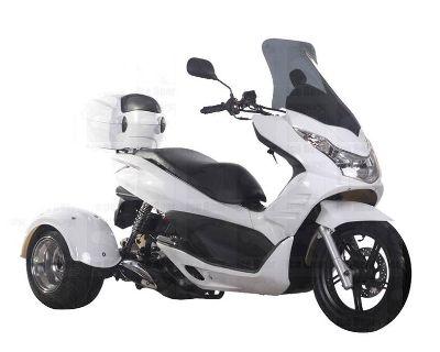 2021 Icebear 49ccQ6 Trike Scooter Jacksonville, FL