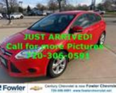2014 Ford Focus Red, 40K miles