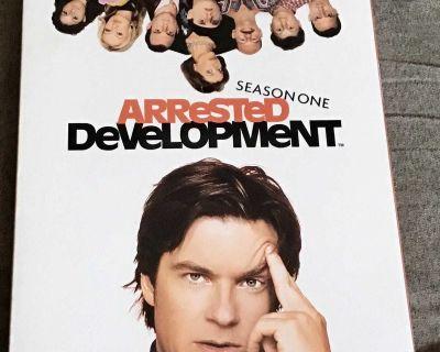 DVD tv series. Arrested Development season one