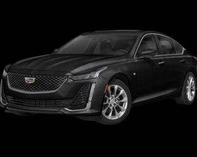 New 2021 Cadillac CT5 Premium Luxury RWD 4D Sedan