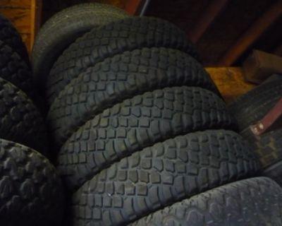 BFG Baja TA KR2 Class 10 Tires