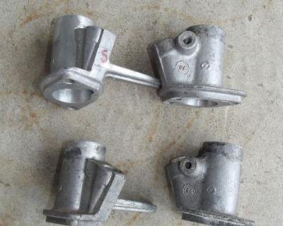 Porsche 911 SC Custom Intake Manifold Pipes