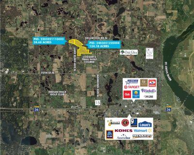 146.86 Acres - Land - For Sale - Stillwater Oaks Golf Course/Residential Development