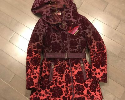 Gorgeous Desigual Spring/Fall Jacket - Fits 10