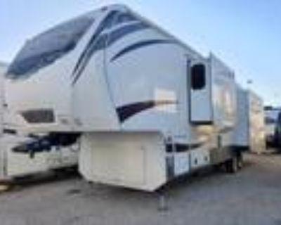 2013 Keystone Alpne 3720fb Travel Trailer