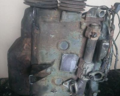 Jeep Mutt 151 Engine 141.5 Cubic Inch Engine Good Condition