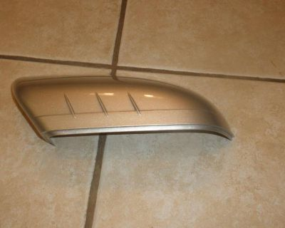Ford Edge Mirror Cover Silver Rt Right 2011 2012 2013 Oem Ct43 170742-b 11 12 13