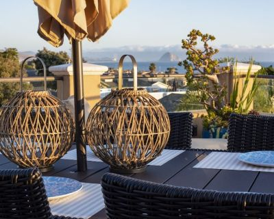 Stunning Luxury Cayucos Villa with Serene Panoramic Ocean Views - Cayucos
