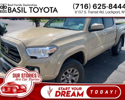 Pre-Owned 2019 Toyota Tacoma SR5 4WD