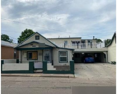 3 Bed 2 Bath Foreclosure Property in Las Vegas, NM 87701 - Valley St
