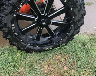 rzr 1000 wheels and tires
