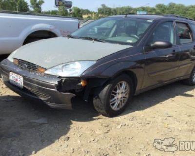 2002 Ford Focus Wagon
