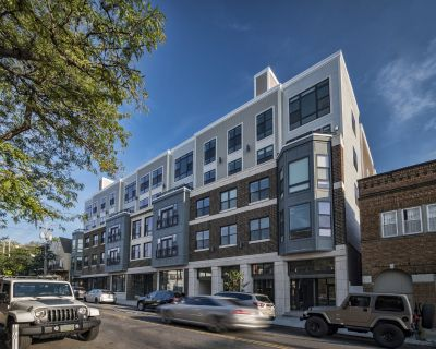 RARE 1,409 - 7,590 SF OF NEW CONSTRUCTION RETAIL SPACE IN LITTLE ITALY