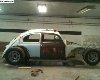 Back burnered change of plans-'60 ragtop rat rod
