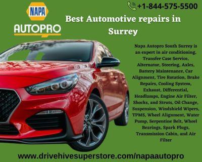 Best Automotive repairs in Surrey