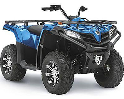 2021 CFMOTO CForce 500 EPS ATV Utility Shawnee, KS