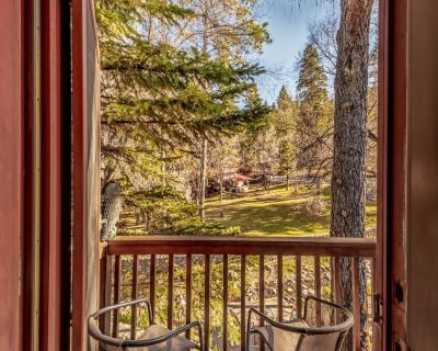 Ruidoso is the Spanish word for noisy and it refers to the Rio Ruidoso that runs - Ruidoso