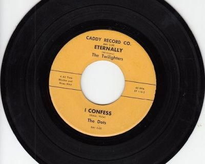 TWILIGHTERS ~ DOTS ~ EP*VG+45 !