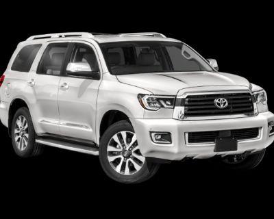 New 2022 Toyota Sequoia LTD 4X2 InTransit